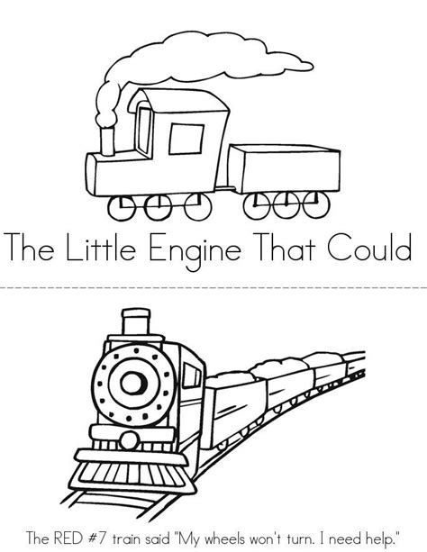 the little engine that could coloring pages az coloring