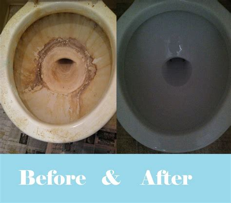 My American Confessions How To Clean Impossible Toilet Bowls Updated