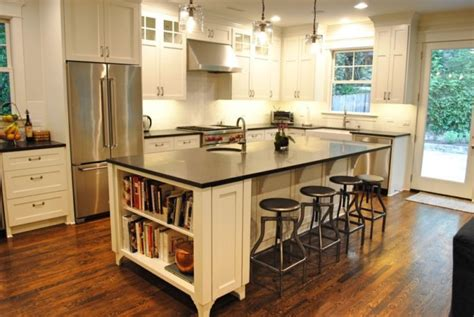 how to make a kitchen island with seating 13 ways to make a kitchen island better homebuilding