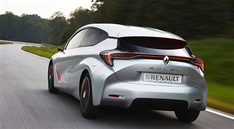 Renault Concept 2020 by Renault Eolab Concept 2014 A Clio For 2020 By Car Magazine