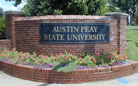 Apsu Search Peay State Tablex