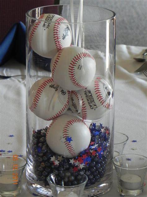 decorations at baseball banquet baseball pinterest