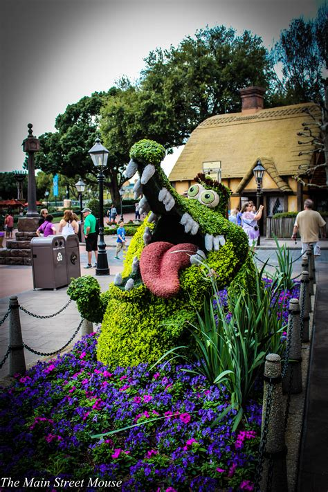 Highlights Of Epcot S International Flower And Garden Flower And Garden Festival