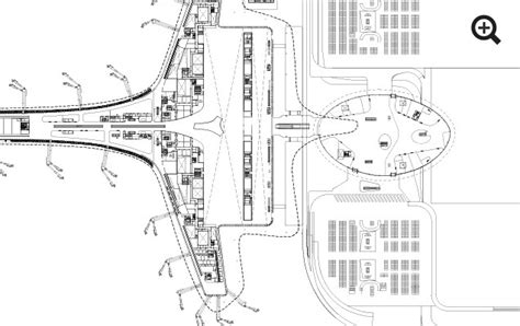 airport floor plan design air max terminal 3 at shenzhen airport by studio fuksas architetto buildings architectural