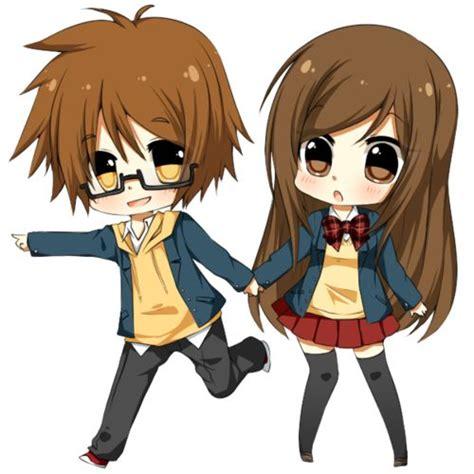 wallpaper couple jepang kumpulan gambar kartun romantis manga jepang pasangan