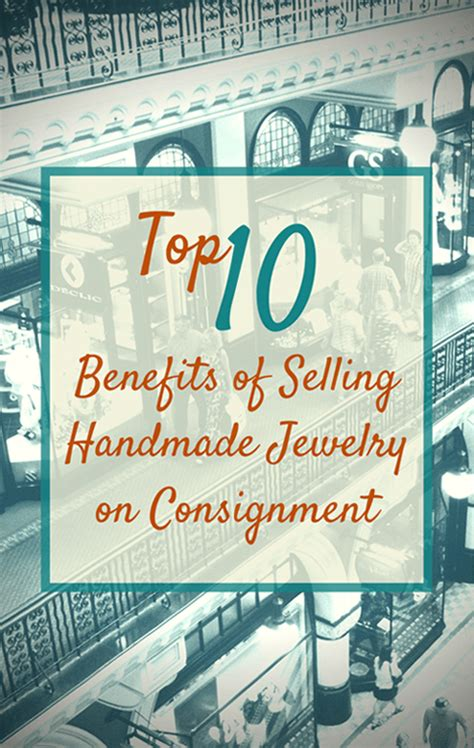 Handmade Selling Website - selling on consignment