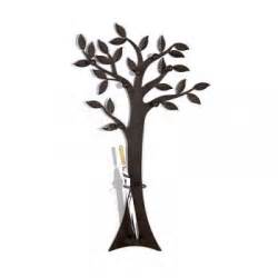 porte manteau mural arbre