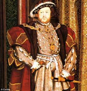 tudor king the making of a monster daily mail online