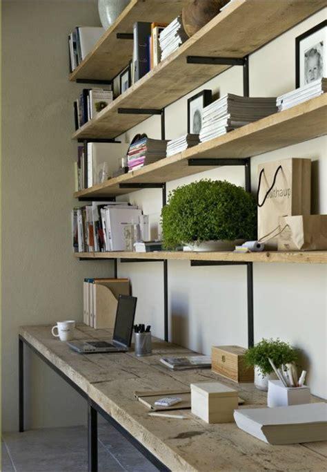 Small Home Office Shelving Ideas Estantes Criativas Para Livros Casa Do Criativo