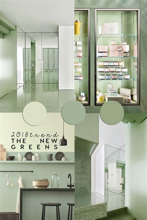 interior color trends the new pastel greens from imm