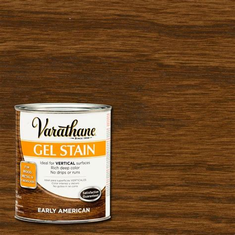 varathane stain colors varathane 1 qt early american gel stain of 2