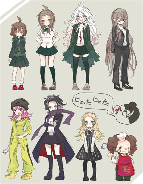 pin by sparks flamanic on danganronpa pinterest anime