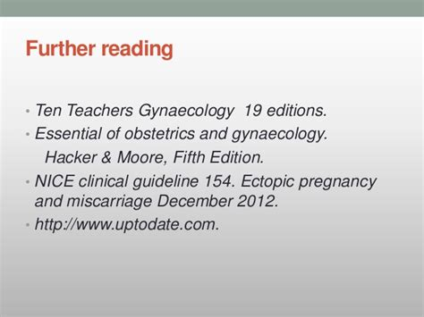 dissertation topics in obstetrics and gynaecology 06 ectopic isam
