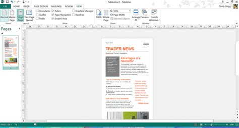 publisher email newsletter templates write faster with these microsoft office templates