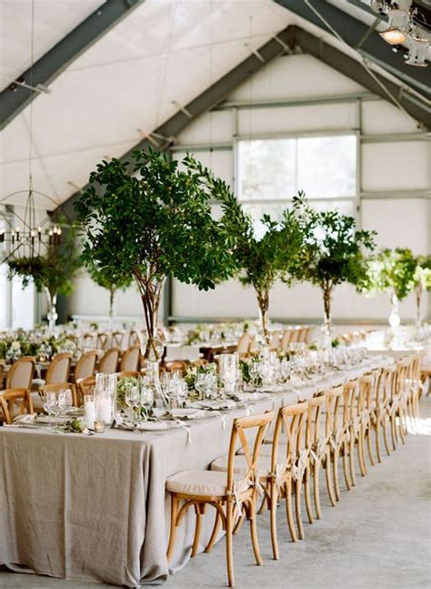 wedding centerpiece ideas without flowers for modern brides 25 fabulous wedding centerpieces