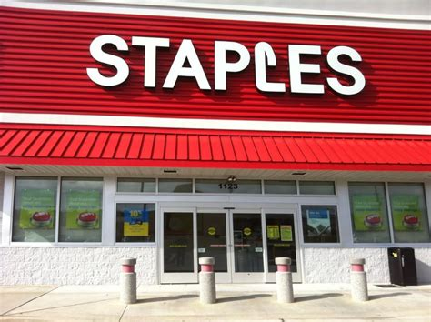 Office Supplies Pensacola Staples Inc Closed Office Equipment 1123 Airport