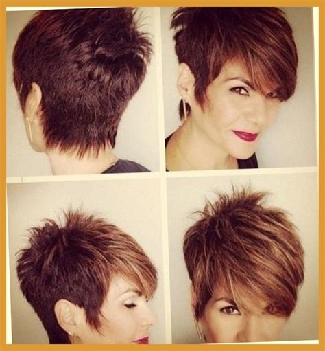 short spikey hair front and back messy spiky hairstyles for women short hairstyle 2013