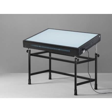 tavolo disegno tavolo disegno luminoso 73x103 grafolux arts mart