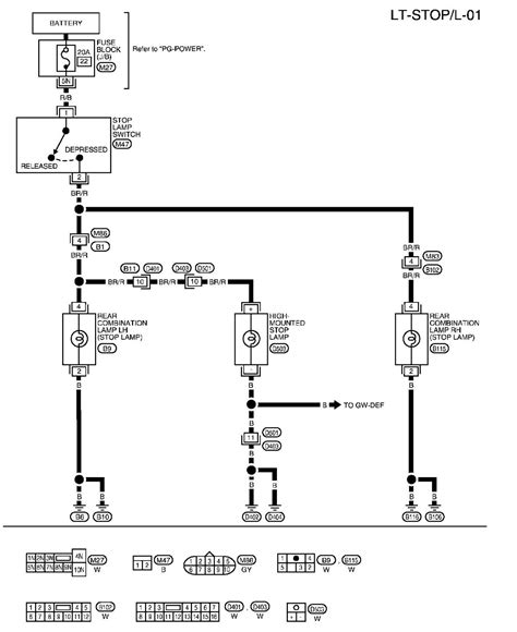 brake light wiring diagram fitfathers me for