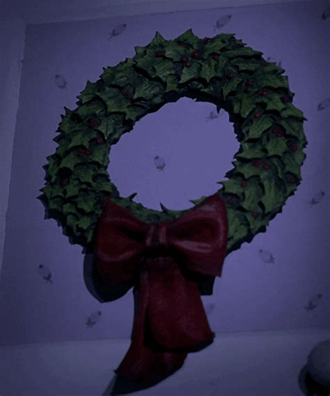christmas wreath tumblr nightmare before wreath