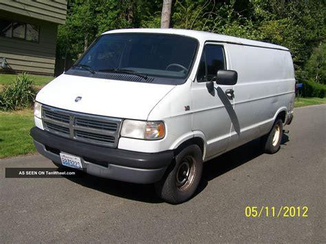 old car manuals online 1995 dodge ram van 2500 interior lighting 1995 dodge ram 2500 cargo ven