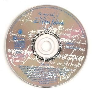 best of elton elton the best of elton 2 cd 1990 best of