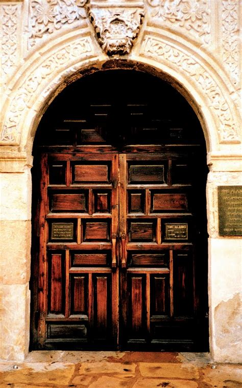 Alamo Doors by Panoramio Photo Of Door To The Alamo San Antonio