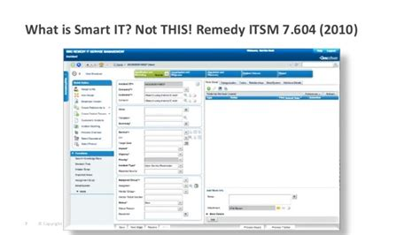 take a look the of bmc remedy with smart it an