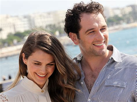 matthew rhys baby keri russell and matthew rhys inside their love story