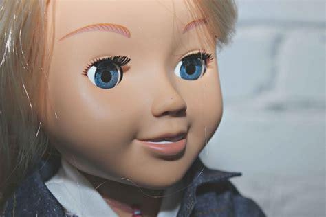 my friend cayla hair meet my friend cayla she is a talking doll review 2