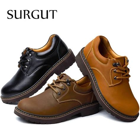 Best Handmade Mens Shoes - buy handmade breathable mens oxford shoes top quality
