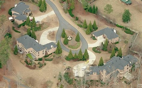 1 Story Home Plans by Gated Family Compound In Roswell Ga Homes Of The Rich