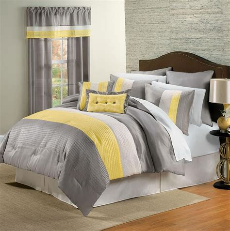 Yellow And Gray Bedroom Curtains by Gray And Yellow Bedroom Curtains Home Design Ideas