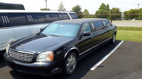 cadillac dts 2000 for sale 2000 cadillac limousine for sale