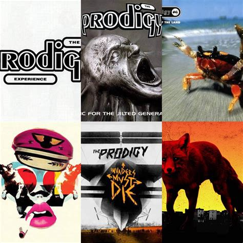 best of prodigy the prodigy the best carae