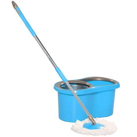 stainless steel mop 360 176 floor magic spin 15 litre mop bucket stainless steel