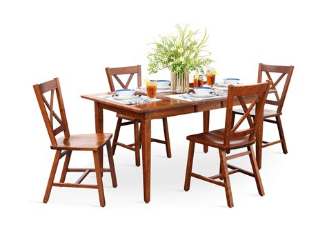 eagle dining table eagle mountain cherry dining table and 4 x back chairs