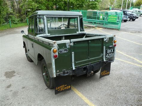 land rover minichs bkx 428a 1961 series ii returns from munich land rover