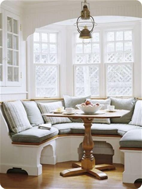 bay window banquette design tips coastal banquettes