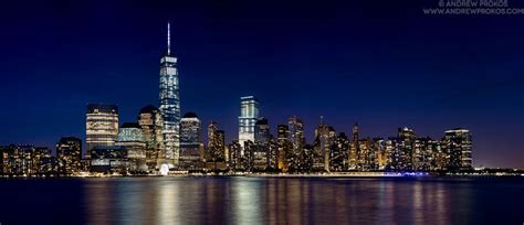 Prokos Also Search For Panoramic Skyline Of Lower Manhattan And The World Trade Center At Andrew