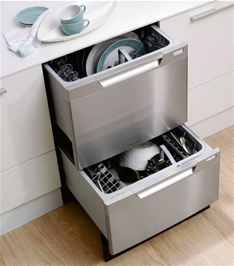 Dishwashers Drawers by Appliances Fisher Paykel Drawer Dishdrawer