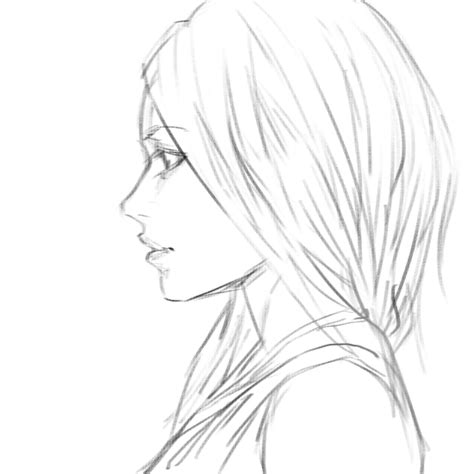 sketch side view side view sketch by bunsyo on deviantart stuff
