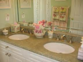 Shabby chic decorating ideas for bathroom house decor picture