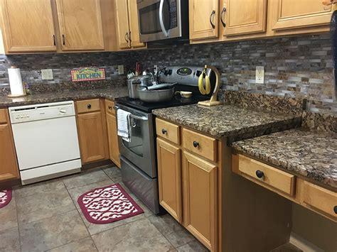 giallo fiorito granite with oak cabinets giallo fiorito granite countertops