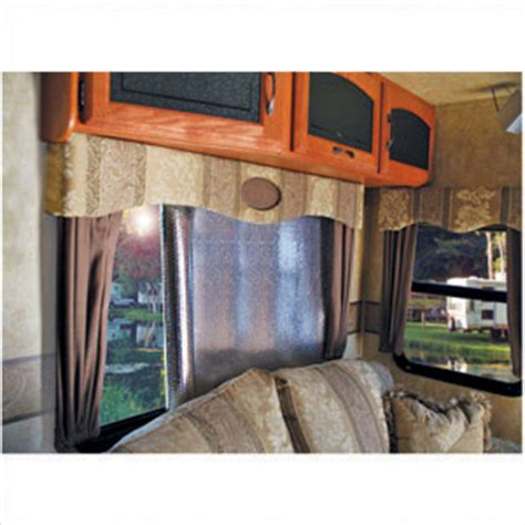 rv window covers camco rv 45161 camco rv inside window cover 26 quot x 50