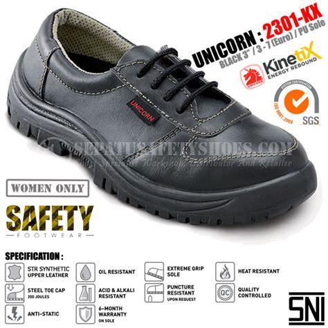 Sepatu Safety Wanita Krisbow unicorn 2301kx toko sepatu safety safety shoes