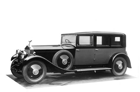 history of rolls royce picture special autocar