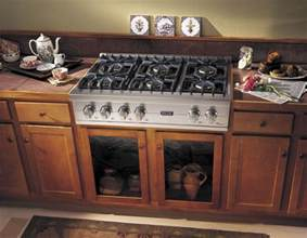 Kitchen Cooktop 36 Inch Gas Cooktops Acton Woodworks