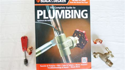Plumbing Guides by The Complete Guide To Plumbing 5th Edition Book Review
