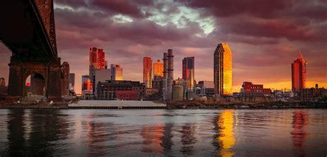 landscape photography   city  sunset  stock